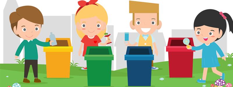 廃棄物 ゴミ最小化 リサイクル